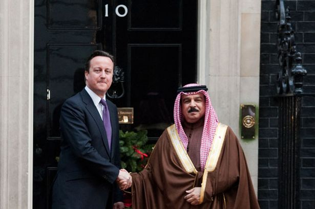 BIRD Sends Letters to UK Officials Regarding Bahrain King's Visit