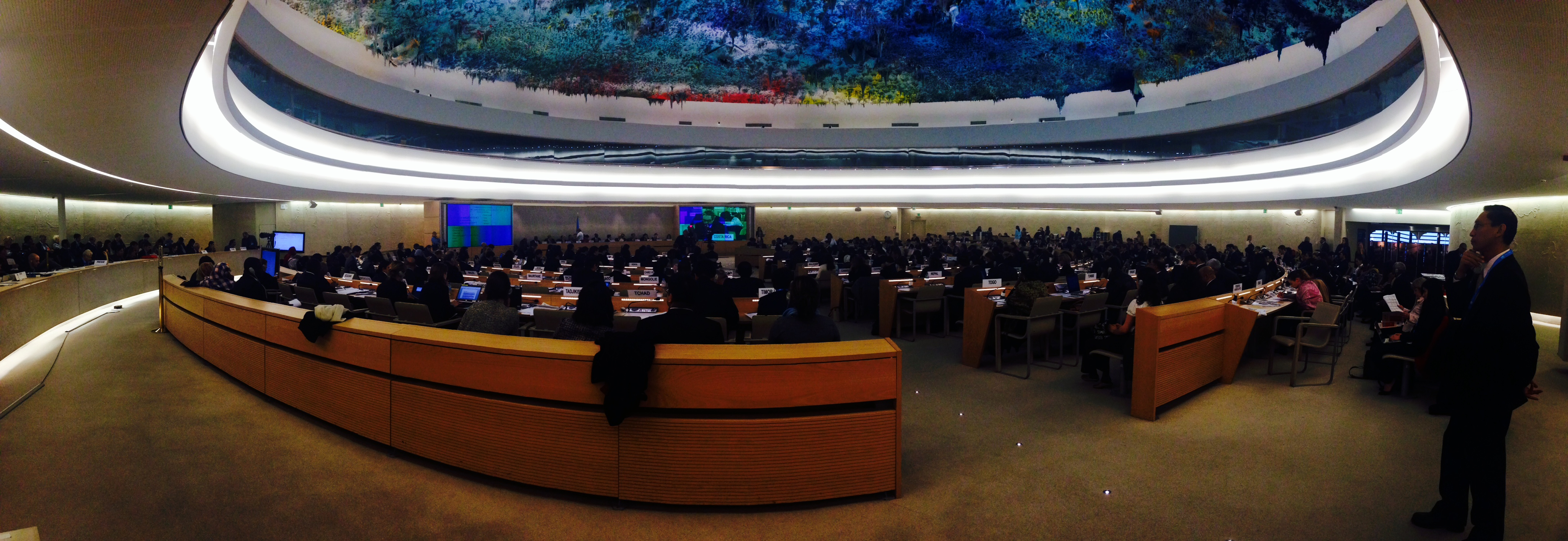 BIRD and ADHRB Deliver Oral Intervention Under Item 2 at UNHRC 26th Session