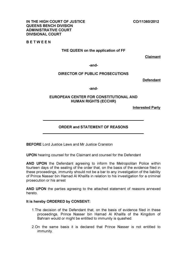 780027 Draft order (final draft) 03 10 14 (with CPS amendments)-page-001