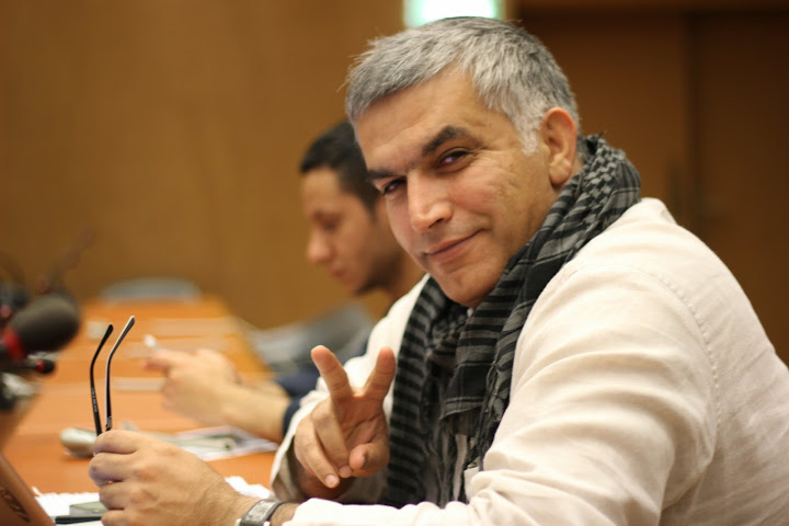 Concerns over the continued detention and prosecution of Nabeel Rajab