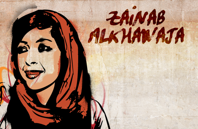 #FreeZainab: Prominent Activist Detained on Peaceful Expression Charges