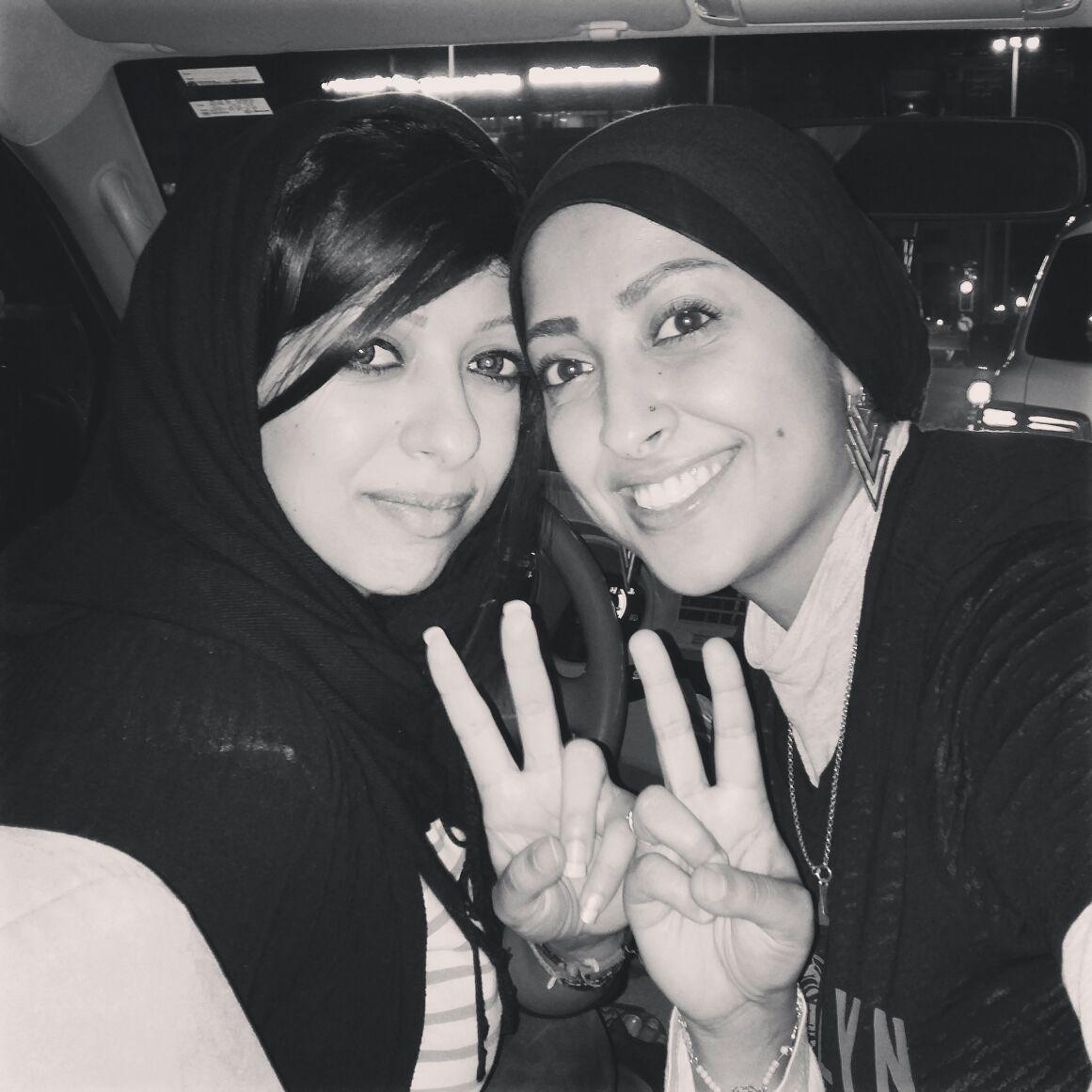 MAryam and Zainab