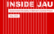 Inside Jau: Report Finds Rampant Torture and Abuse Inside Bahrain's Political Prison