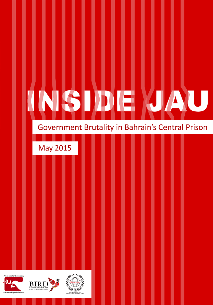 The report finds torture and mistreatment at heart of prison practices