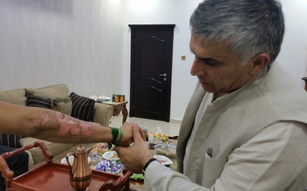 URGENT: Nabeel Rajab Transferred to Hospital After 15 Days in Isolation, Heart Problems