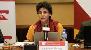 Dr. Manea argued that women are 'perpetual minors' in eye of Saudi Arabia