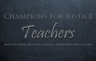 Champions for Justice: Teachers