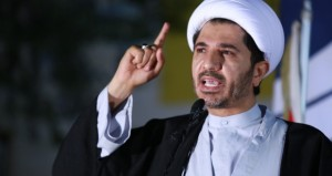 Sheikh Ali Salman's charges relate to his speech and assembly
