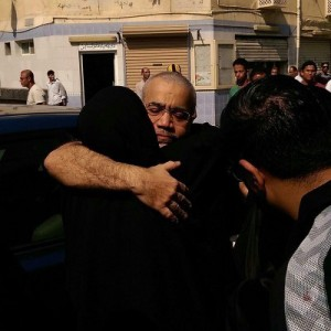The Al-Singace family delayed the funeral ceremony, awaiting the release of Dr Al-Singace
