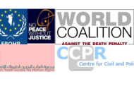 Joint Statement: Death Penalty in Bahrain