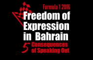 Formula One 2016: 5 Repercussions for Freedom Expression