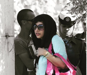 Zainab Al-Khawaja was forced into exile soon after her release from prison.