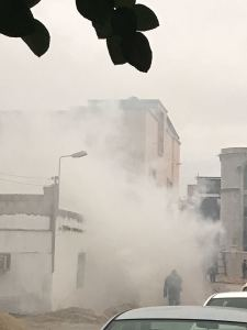 Security Forces continue to use excessive tear gas and birdshot against protests.