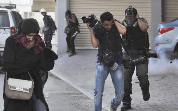 Bahrain: Award-Winning Photojournalist Mohammad Al-Sheikh Arrested in Bahrain