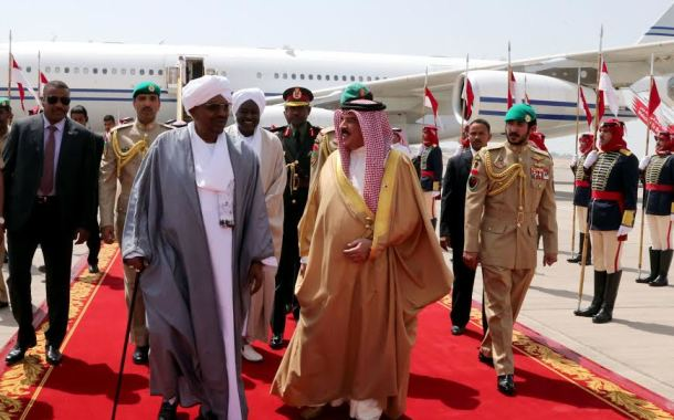 Sudanese war criminal and Philippines president gather in Bahrain ahead of controversial Grand Prix