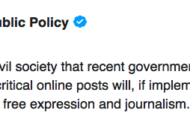 Twitter Backs Civil Society in Condemning Bahrain's Recent Attack on Online Users