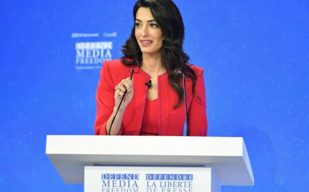 Rights Groups Urge Amal Clooney to Support Freedom of The Press in Bahrain – Letter